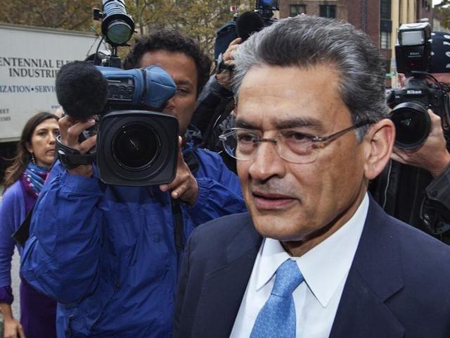Former Goldman Sachs Group board member Raja