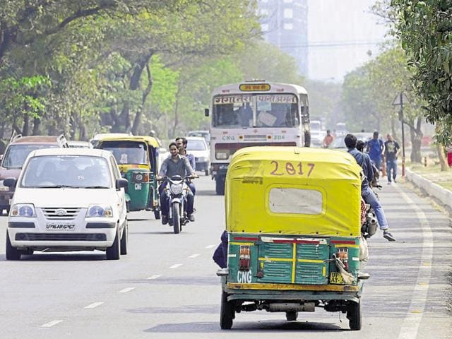 According to the police, Greater Noida was planned with roundabouts at every 1-2 km, but most commuters don't want to travel the distance and drive in the wrong lane instead.