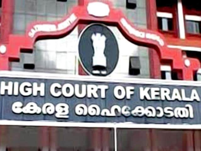 The court said Speaker N Sakthan should have considered PC George's resignation letter before taking action against him.