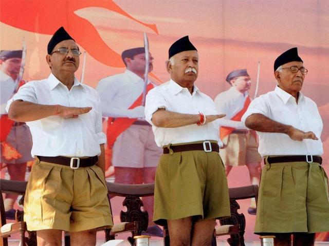 RSS,caste,mindset