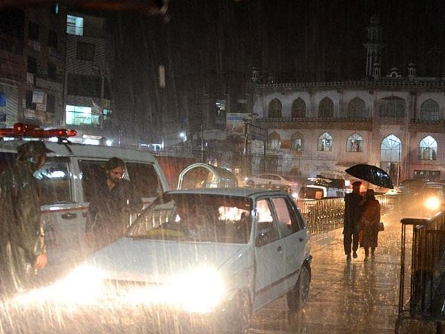 Heavy rains in Pakistan,Pakistan heavy rains,Nearly fifty killed in Pakistan