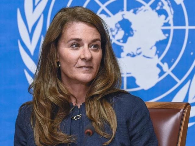 Co-founder of the Bill and Melinda Gates Foundation, Melinda Gates talks to HT about health and the efforts of her organisation for the same in India in New Delhi.
