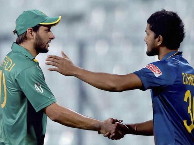 World T20,Pakistan vs Sri Lanka,Mohammed Sami