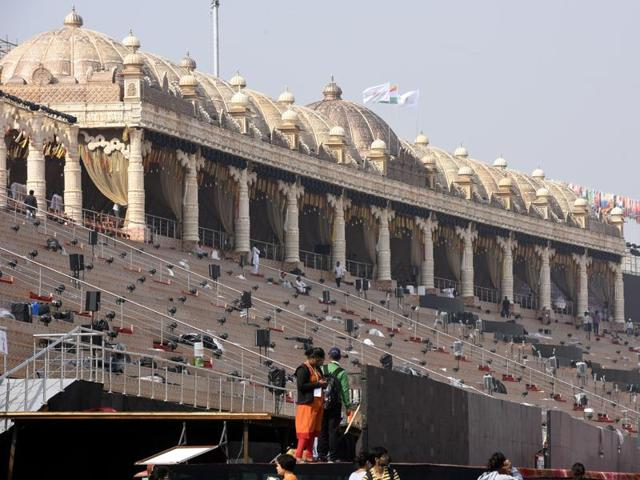 The Art of Living organized World Culture Festival was held on the bank of Yamuna amid controversy.