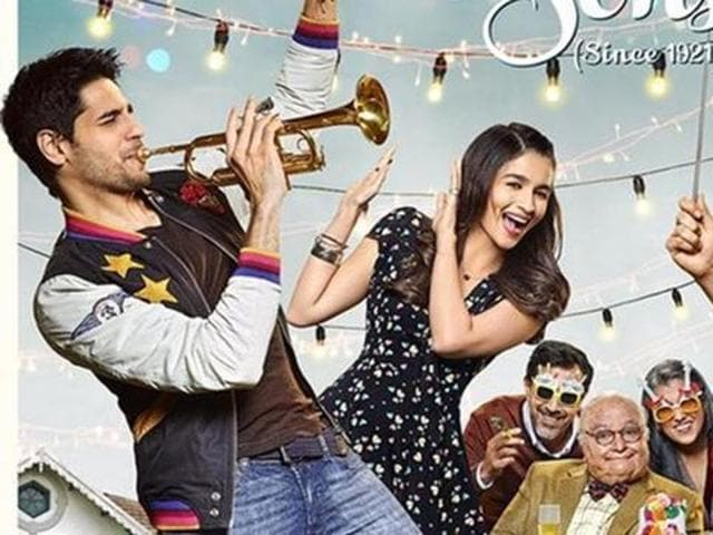 Kapoor & Sons is scheduled to be released on March 18, 2016. (Facebook)