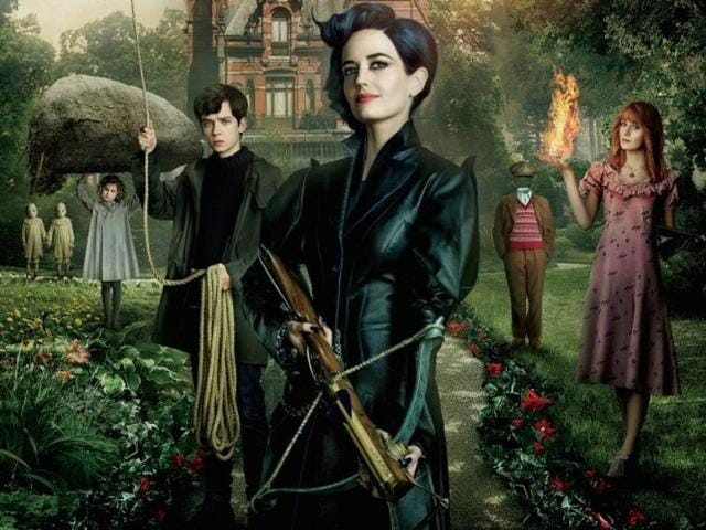 Miss Peregrine's Home For Peculiar Children, the new Tim Burton movie, will put you in a weird mood.