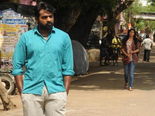 Kadhalum Kadhandu Pogum BO,Vijay Sethupathi film BO,Vijay hat-trick