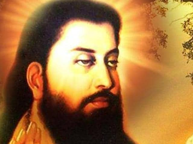 Guru Ravidass was born in Varanasi, Uttar Pradesh