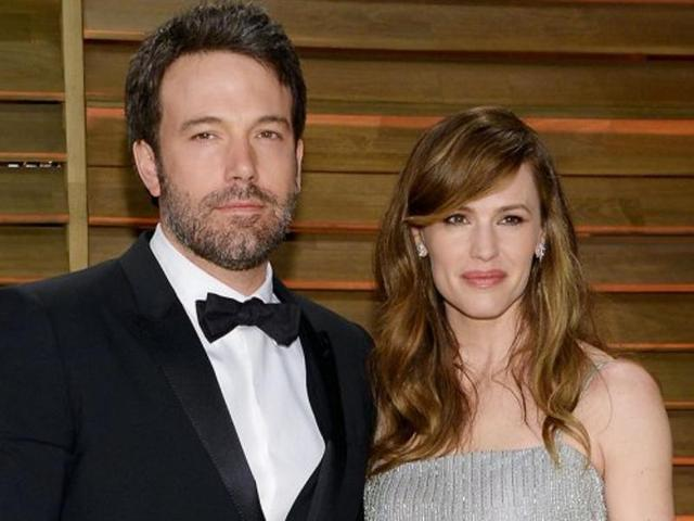 "Ben says he is ""fine"" with his ex-wife Jennifer Garner's recent tell-all interview about their split, in which she also addressed his rumoured affair with their nanny."