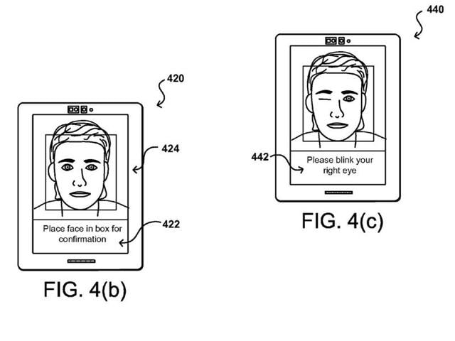 The patent aims to make the payment procedure more secure by using a combination of facial and gesture recognition.