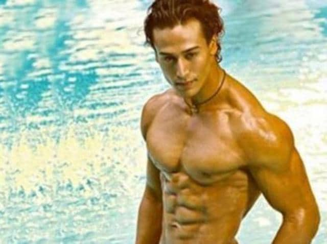 Tiger Shroff debuted in Bollywood with Heropanti. (YouTube)