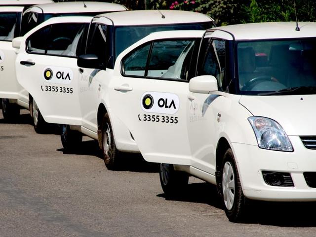 Now playing on Indian roads: Roo many cabbies, too few clients