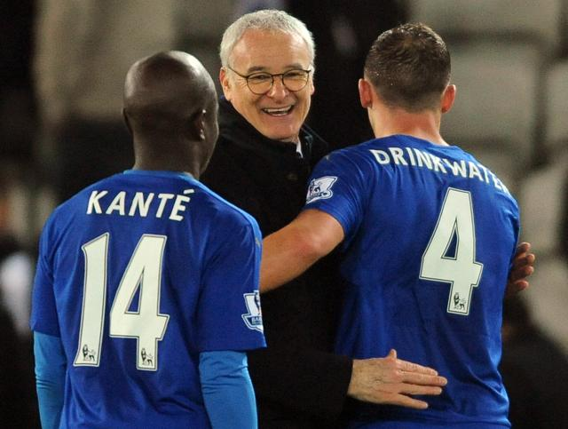 Shinji Okazaki scored the only goal to earn Leicester City a narrow win over Newcastle United to help the Foxes kept their five-point lead at the top of the EPL table intact.