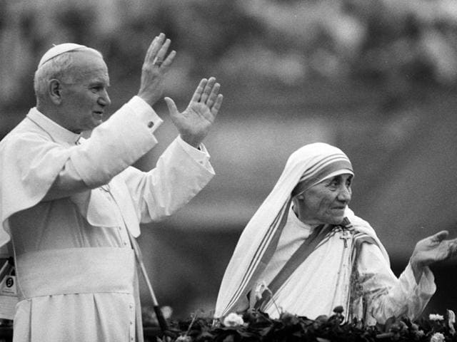 Mother Teresa sainted,Mother Teresa to be canonized,Pope Francis