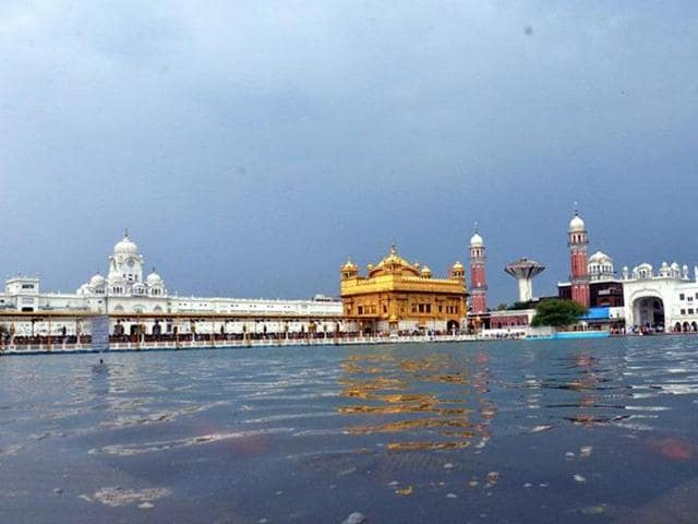 Golden Temple,New Year,Sikhs
