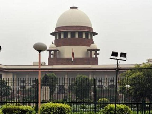 A bench headed by Chief Justice of India TS Thakur asked attorney general Mukul Rohatgi to submit his proposed arguments on the move.