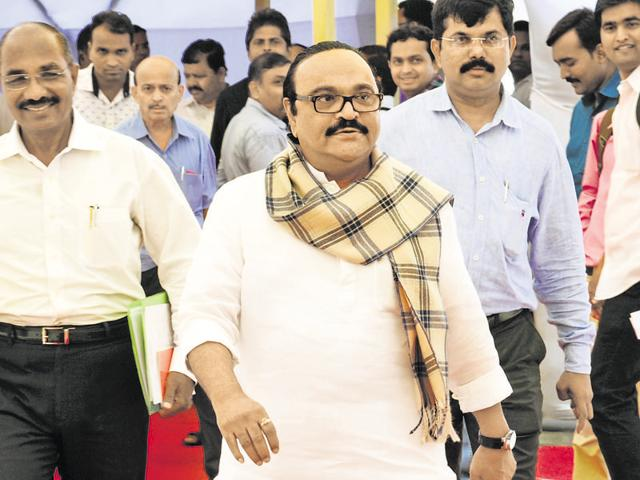 Chhagan Bhujbal,Maharashtra Sadan,money laundering