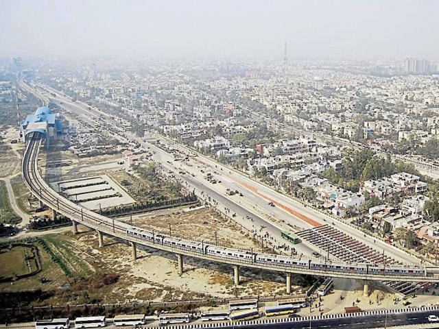 The Noida authority allocated Rs. 9,024 crore in its annual budget.