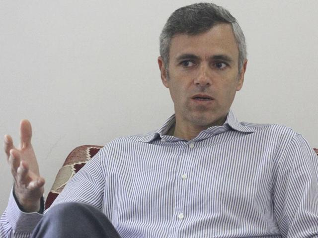 Omar Abdullah's tweets came after an Indian Express report that said the police notices were sent to colleges in the last week of February.