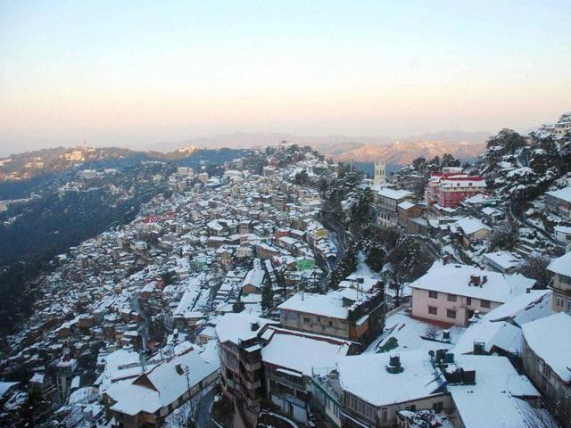 Shimla,real estate,green areas