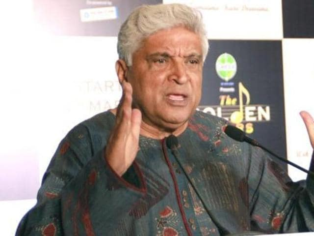 Javed Akhtar spoke in Rajya Sabha on Tuesday. (IANS)