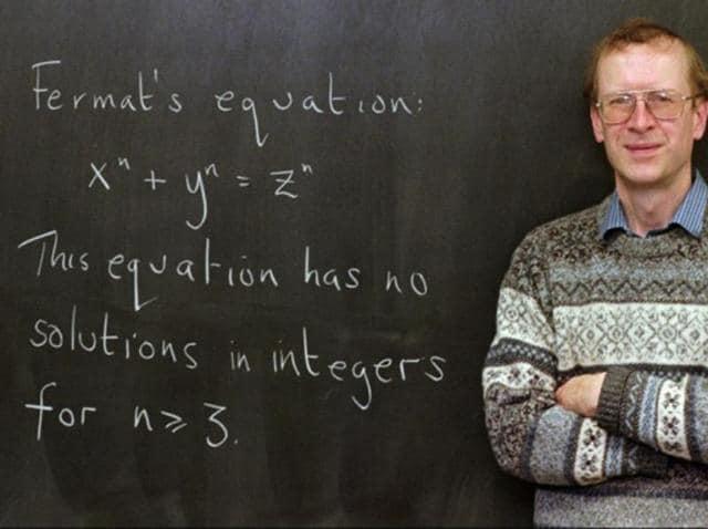 Andrew Wiles,Pierre de Fermat,Fermat's Last Theorem