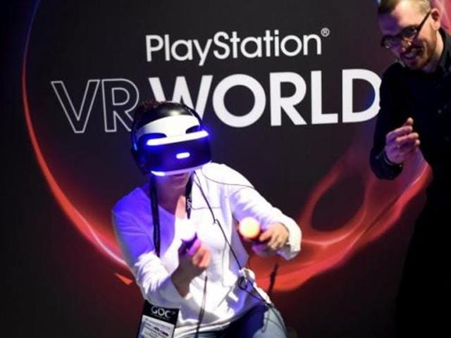 Sony said more than 230 developers are building content for the PlayStation VR device and 50 games are expected to be ready by the launch date.