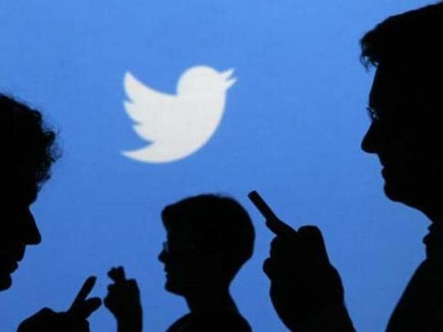 The decision of the police to enter Twitter was influenced due to the increasing popularity of the site in the city.
