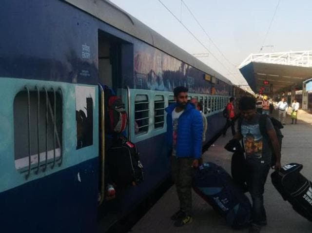 The two Jalandhar residents were travelling with their families aboard Jhelum Express, in B-4 Coach (AC III Tier). The passengers said after some time, they felt that the air conditioning system was not working properly and complained to the staff, who told them that they were setting the temperature thermostat for proper cooling.The passengers were forced to cover the 30-hour journey in gruelling conditions.