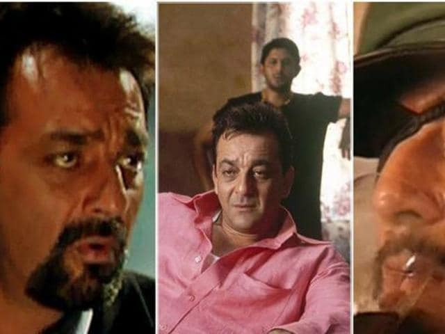 Sanjay Dutt has led an eventful life, to say the least.