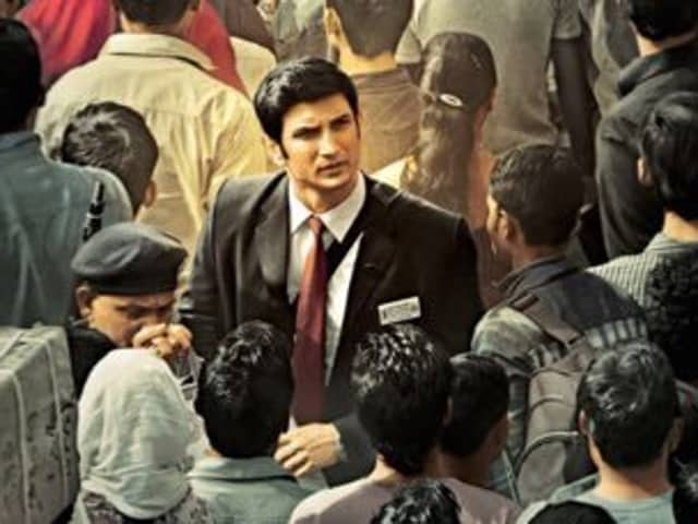 MS Dhoni – The Untold Story teaser was revealed by Sushant Singh Rajput on Tuesday and Bollywood can't stop applauding.