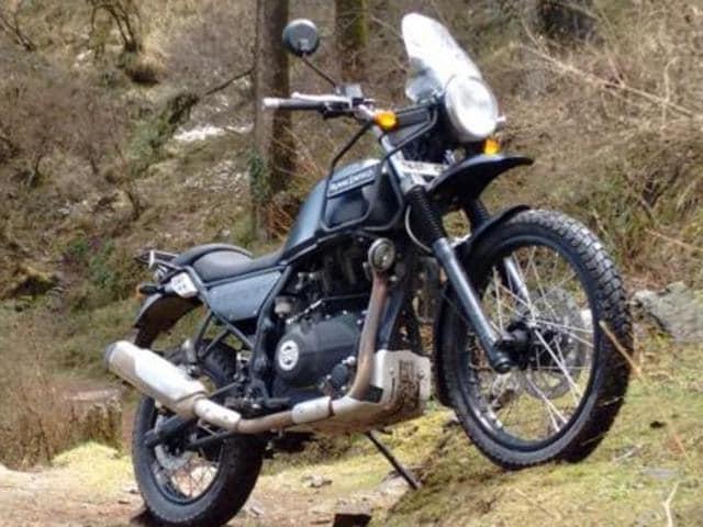 Royal Enfield,Himalayan bike,Eicher Motors