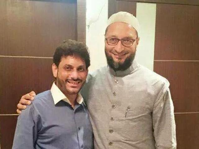 MLA from Owaisi's party suspended after 'not saying Bharat Mata ki Jai'