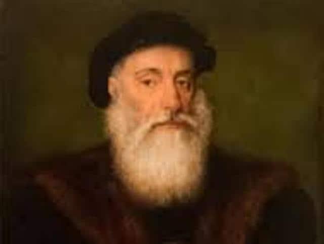 Vasco da Gama,Oman,Shipwreck