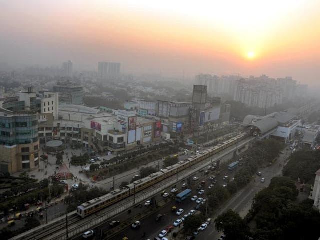 Metro Crush Hour,MG Road,Guru Dronacharya