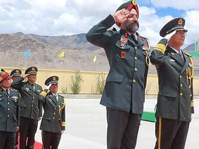 Border Area Development Programme,China,India