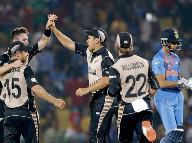 World T20,India vs New Zealand,MS Dhoni