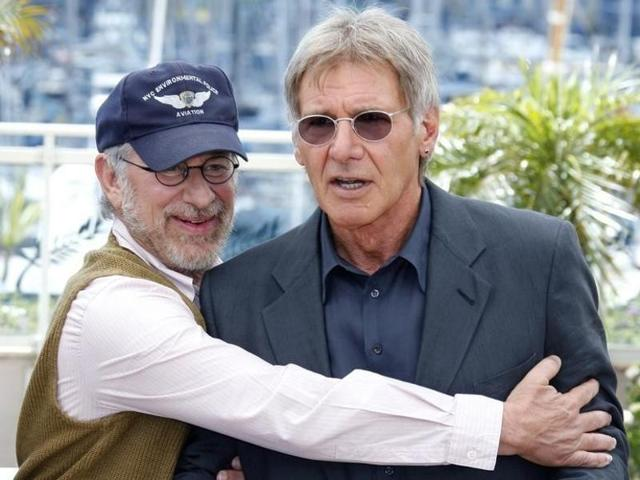 Stephen Spielberg,Harrison Ford,Indiana Jones