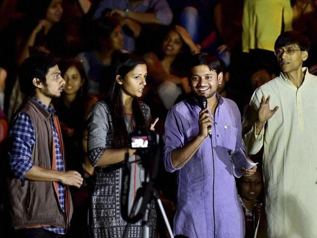 Kanhaiya Kumar and others have been charged with sedition for allegedly organising the February 9 event to commemorate 2001 Parliament attack convict Afzal Guru.