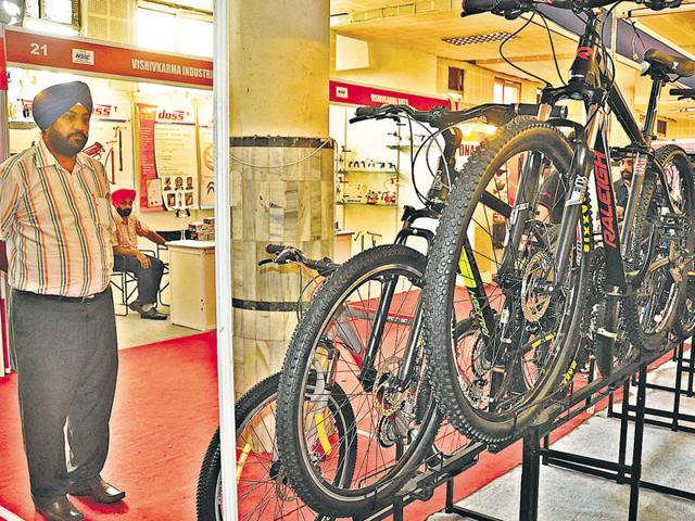 Cycle manufacturers in the city confessed that they have heaved a sigh of relief as they have been raising the issue and demanding land for expanding the cycle industry since long.