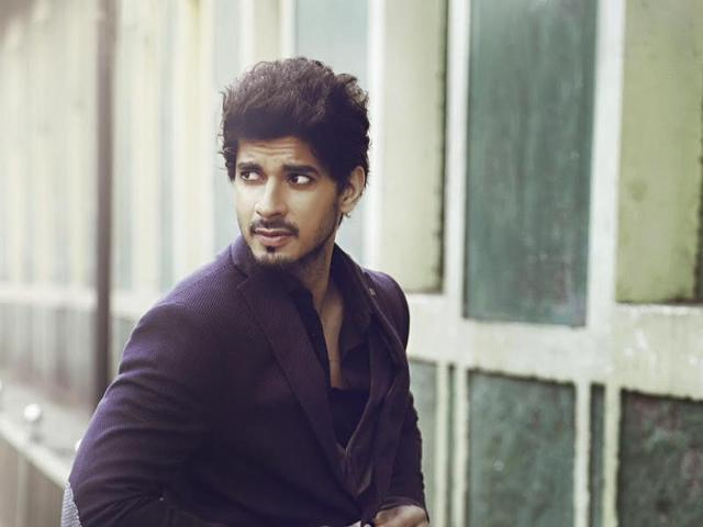 Actor Tahir Raj Bhasin says that there is enough work for all actors. (HT Photo)