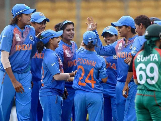 Women's World T20,India vs Bangladesh,Mithali Raj