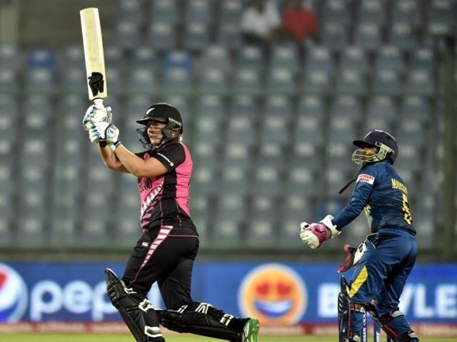 ICC Women's World T20,Sri Lanka vs New Zealand,Rachel Priest