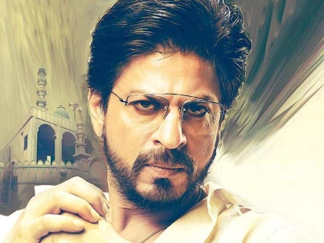 Shah Rukh Khan,Raees,Raees look