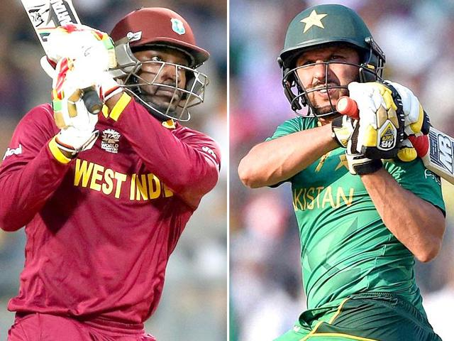 Veterans Chris Gayle and Shahid Afridi lit up the World T20 on Wednesday with match-winning performances for their sides.