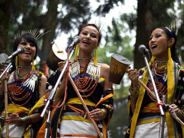 HT48Hours,The Tetseo Sisters,Tetseo Sisters Nagaland