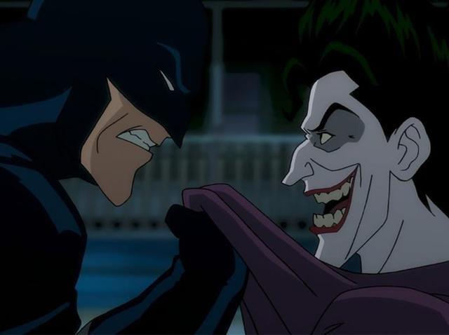 Batman,Joker,Batman Joker