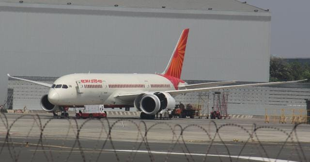 Air India's Kolkata – Delhi Sunday evening flight reached the capital on Monday morning after more than a 12-hour delay.