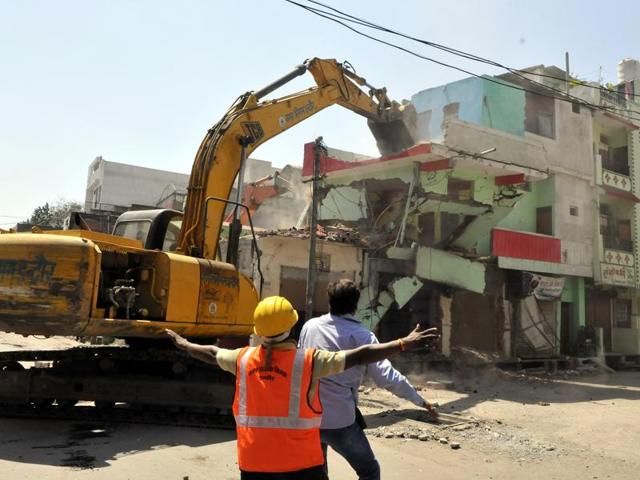 Indore demolition drive,Madhya Pradesh government,MP assembly
