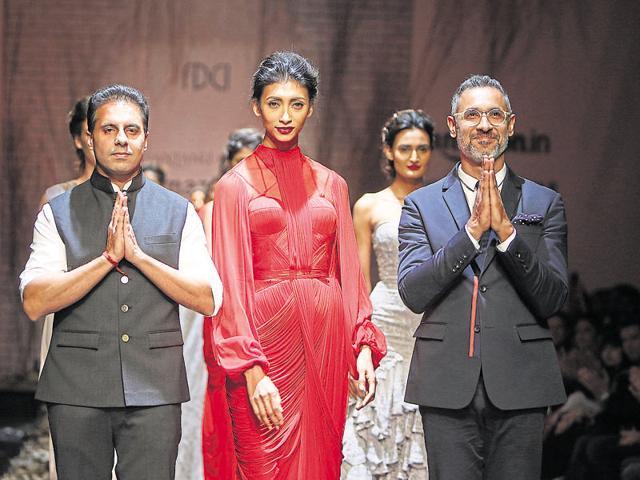 Amazon India,Fashion Week,Runway